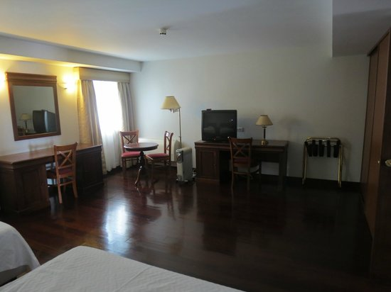 Hotel Apartamentos Gaivota: 1/2 of the bedroom