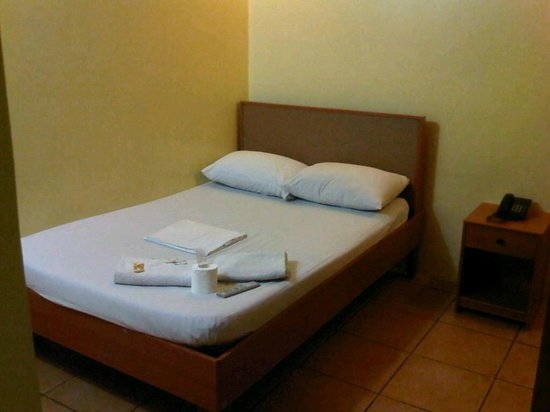 An ideal place to stay when catching a bus ride in Cubao  - Review