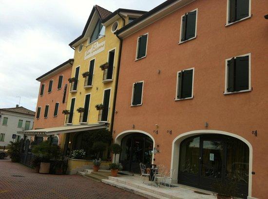 Hotel San Giacomo Sport&Relax: FAchada do hotel