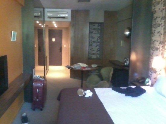 Esplendor Palermo Soho: Ótimo hotel, boas acomodações e atendimento.