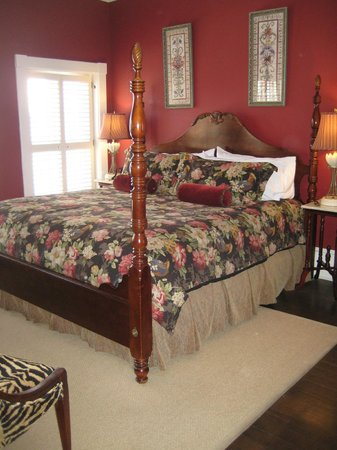 Ballastone Inn: Mary Musgrove Room