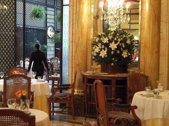 Alvear Palace Hotel: Restaurante L'Orangerie