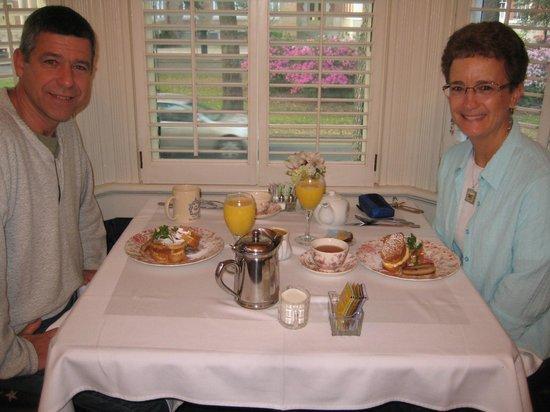 Ballastone Inn: Delicious breakfast