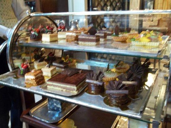 Alvear Palace Hotel: doces maravilhosos
