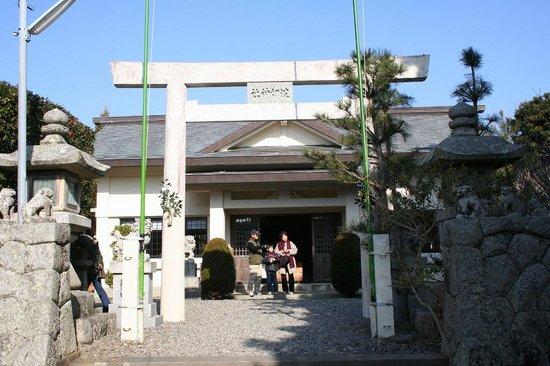 Nakiri Shrine