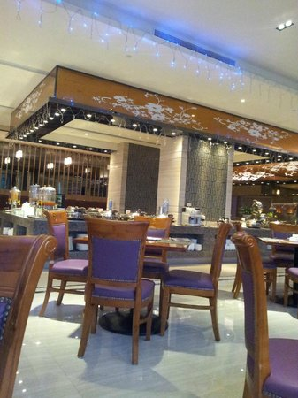 Fangzhong Sunshine Hotel : Excellent Breakfast Buffet
