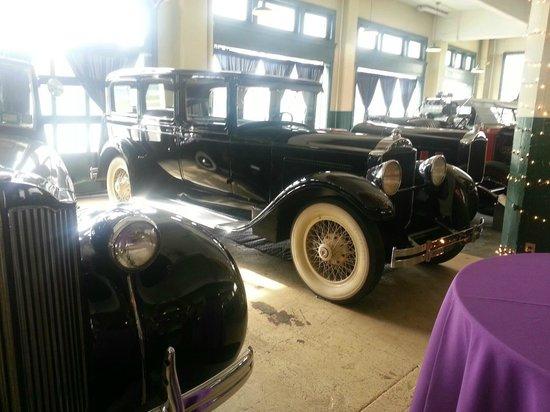 America's Packard Museum - The Citizens Motorcar Co.: Black Packard Sedan