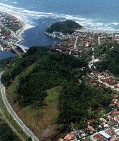 Trilha Morro do Piraguyra