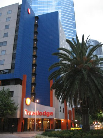 Travelodge Hotel Melbourne Southbank: locaton, location, location