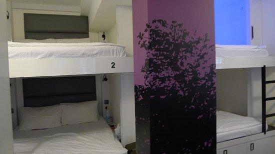 Wink Hostel: Double Pod room