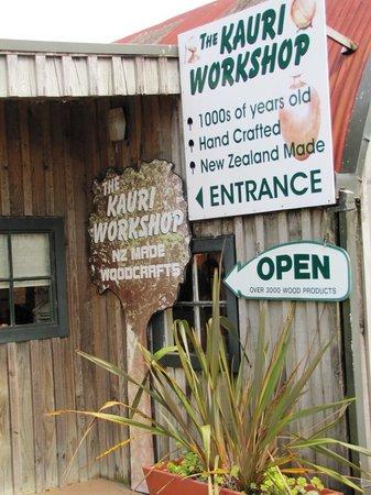 Foto de The Kauri Workshop