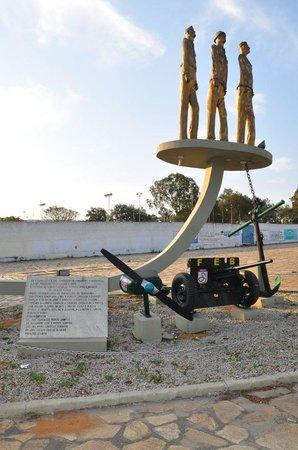 Monumento aos Ex- Pracinhas da Segunda Guerra Mundial