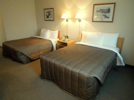 Homestead Inn: Standard Double Room