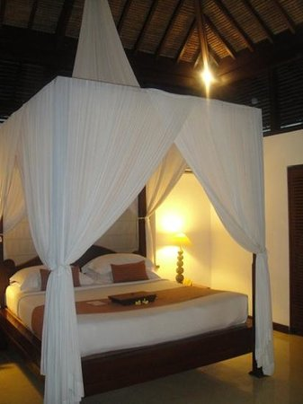 Bali Niksoma Boutique Beach Resort: Bedroom 1 in Presidential Villa