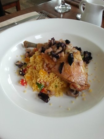 Point no Point : Chicken with couscous (?) Dad's dish