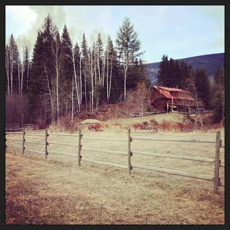 Nakiska ranch.