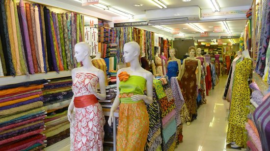 Textile Centre. Jalan Sultan, Singapore (Lavender MRT is the nearest) Textile Centre used to bustle with the clamour of ladies, serving an industry that has since diminished to a handful, but relatively large haberdashery and fabric stores mainly on the ground floor.