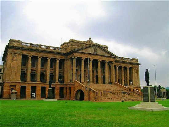 Old Parliament Building Photo