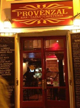 Restaurant Provenzal : ingresso1