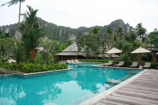 Ao Nang Phu Pi Maan Resort & Spa: Adult pool