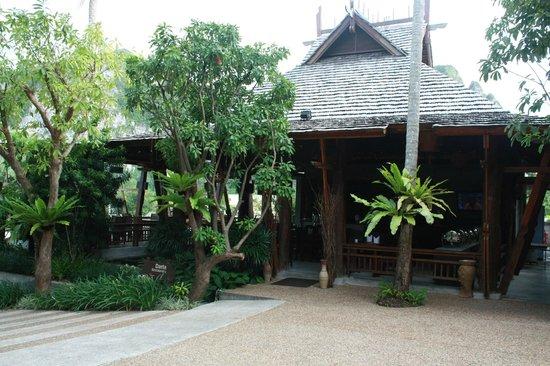 Ao Nang Phu Pi Maan Resort & Spa: The restaurant