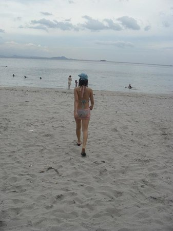 Marine Base Ternate Beach