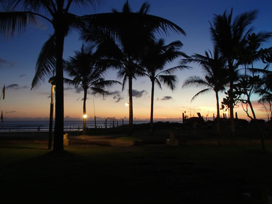 The Royal Beach Seminyak Bali - MGallery Collection: beach sunset