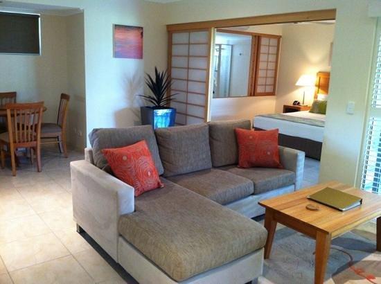 Shantara Resort  Port Douglas: Lounge area