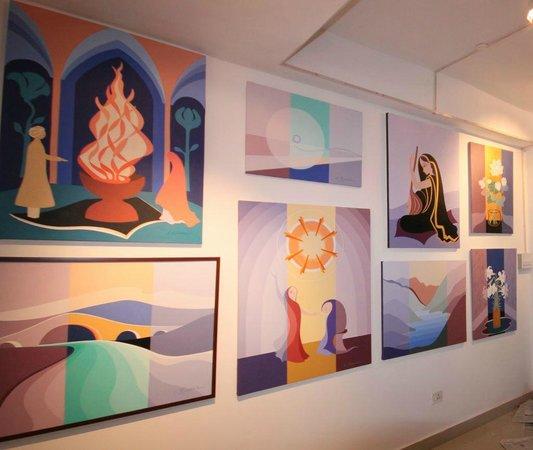 Naam Art Gallery: Gallery -2