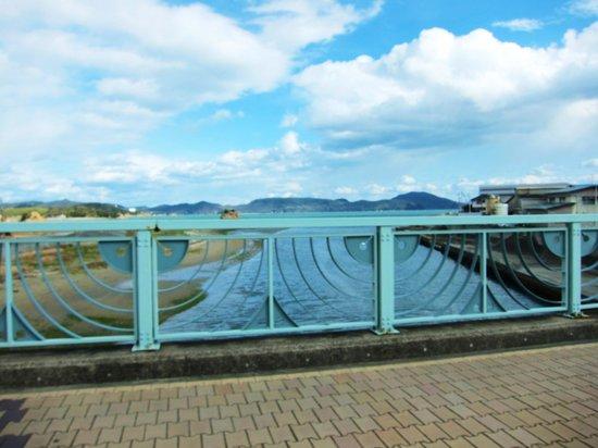 Dofuchi Strait: 土渕海峡・・・通り過ぎ注意