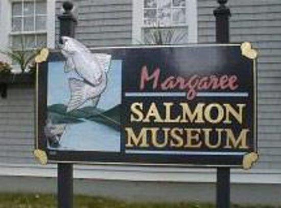 Margaree Salmon Museum Photo