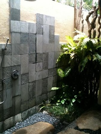 Ubud Padi Villas: bathroom