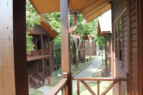 Redang Island Resort: Room areas