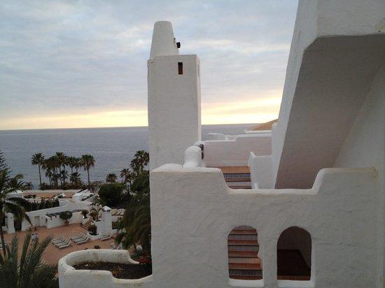Hotel Jardín Tropical: Maurischer Baustil