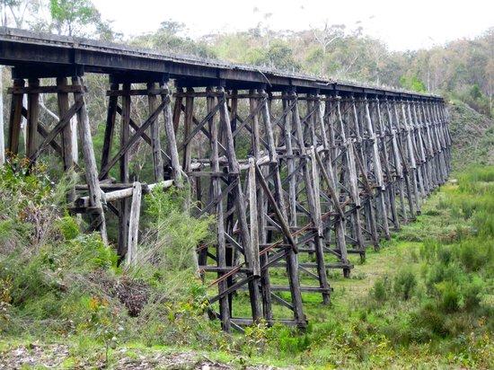East Gippsland Rail Trail