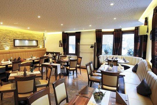 Gasthof Eisenbahn: Restaurant