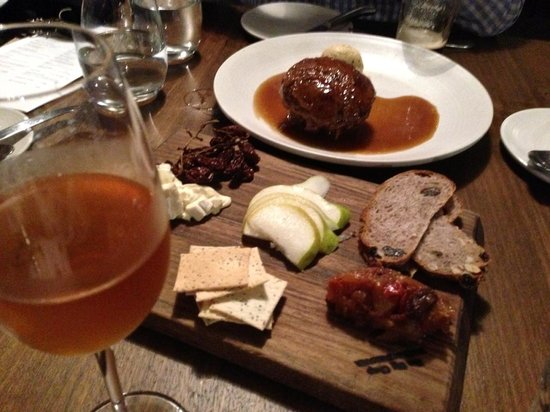 O'Connell's: Nobil One, Le Dauphine and Sticky Date Pudding