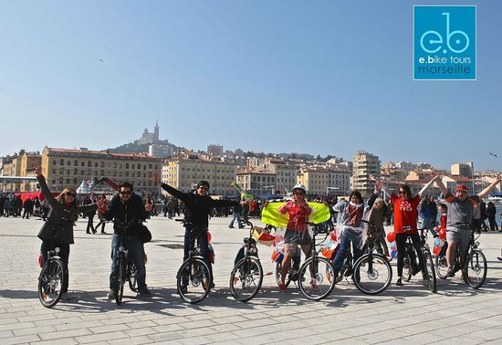 ‪E-Bike Tours Marseille‬
