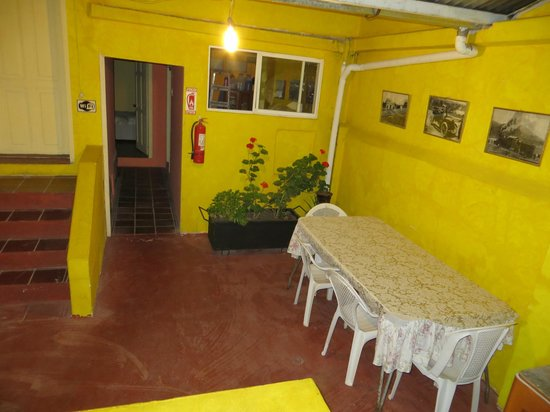 Hotel Andino: Common area with free WiFi
