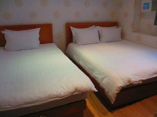 HOTEL GS: 三人房