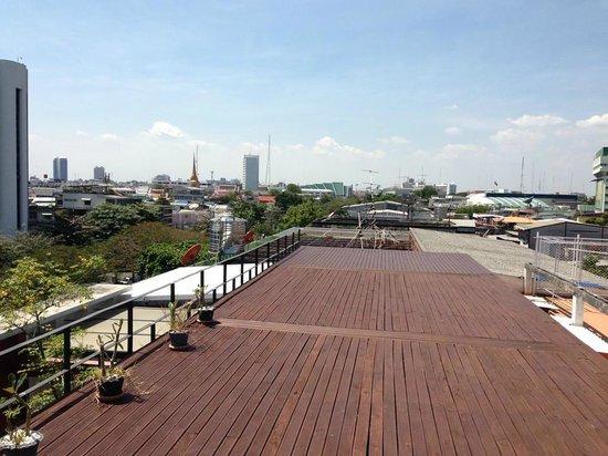 Loog Choob Homestay: Bangkok!
