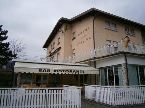 Hotel La Piroga: L'hotel