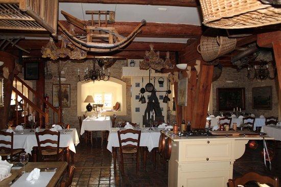 Auberge de Provence : Restaraunt
