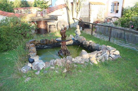 Auberge de Provence : Garden