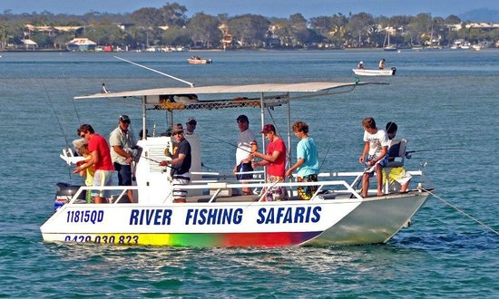 ‪Noosa River Fishing Safaris‬