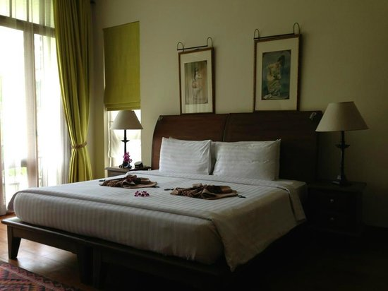 Ariyasomvilla: Comfy room