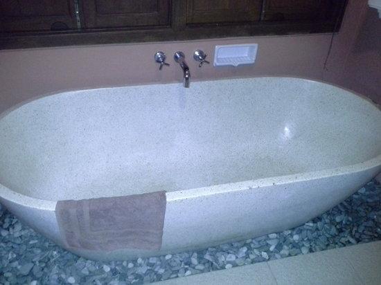 Strawberry Hill Hotel: Bath