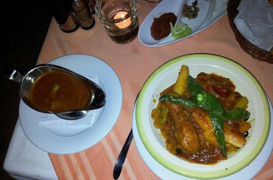 Viking: Couscous Tunisien ! Très bon