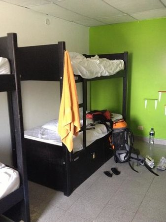 El Viajero San Andres Hostel & Suites: materassi comodi!!'