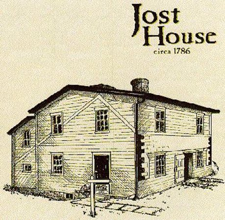 Jost House Museum: Drawing of Our Museum